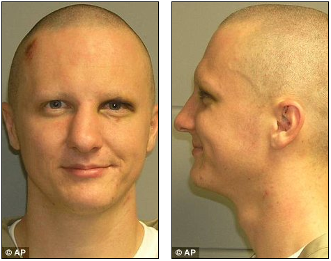 Jared Loughner's new mug shot.