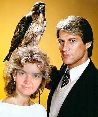 Do you remember that 80's show Manimal? I love when the lead character turns into a panther. The CGI-absent special effects are heart-warming.