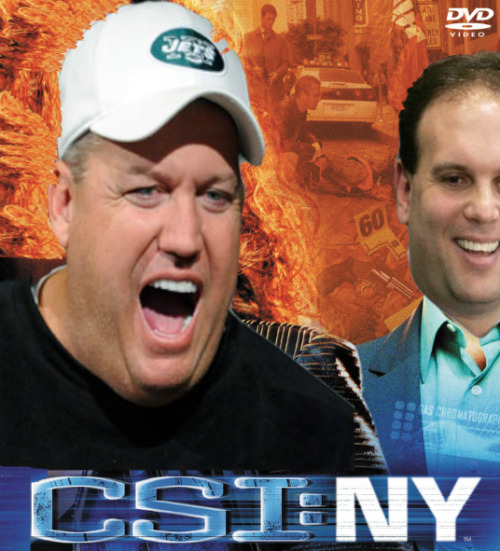 "Rex Ryan and Mike Tannenbaum are getting back in front of the television cameras for a turn on ""CSI: NY."" The Jets head coach and general manager will shoot a scene for the  CBS show in Los Angeles before heading to Indianapolis for the scouting  combine where both will meet with the media on Thursday. - ESPN"