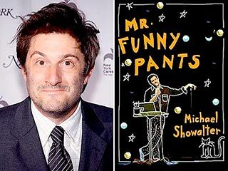 comedycentral:  Comedian Michael Showalter talks fears, 'Housewives,' and his new book, 'Mr. Funny Pants'  Come check out Michael Showalter at this Sunday's Pretty Good Friends with Eugene Mirman at The Bell House. I'll be there. Let's party.