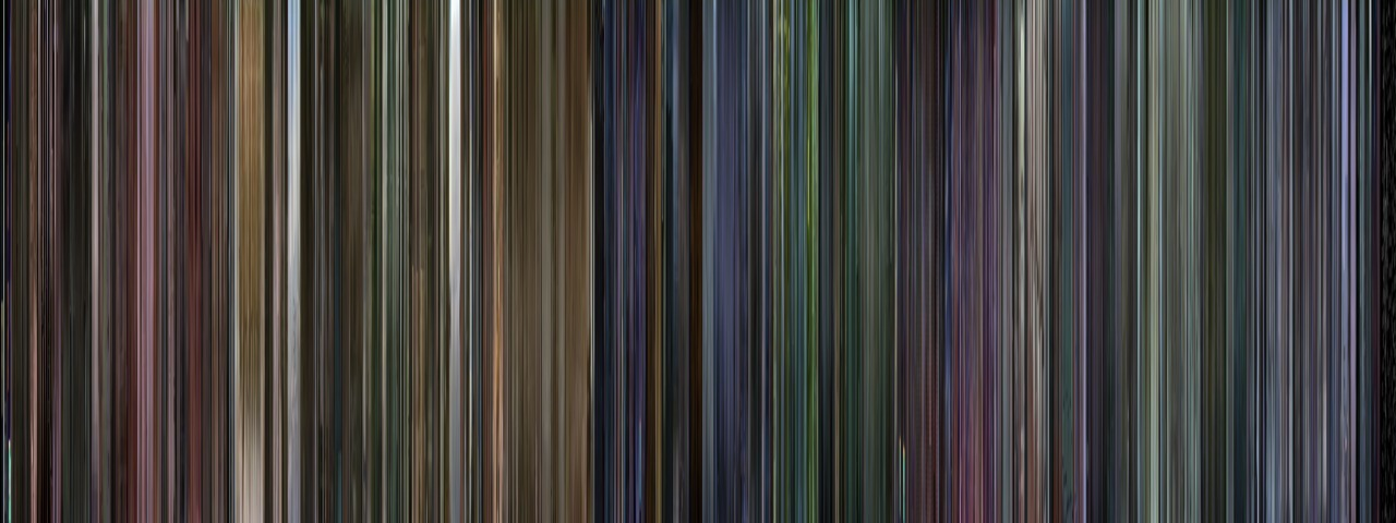Requiem for a Dream (2000) via:moviebarcode