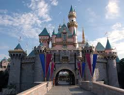 "summerdayreplay:  10 MORE THINGS YOU DIDN'T KNOW ABOUT DISNEYLAND    1. Disneyland uses more than 100,000 light bulbs, including 11,000 ""rim lights"" that outline the buildings on Main Street, U.S.A. 2. The  landscaping at the Disneyland Resort includes more than 800 species of plants  from more than 40 nations—including roughly 17,000 trees and 100,000  shrubs—which makes it one of the most extensive and diverse botanical collections in the western United States.  3. The trees at Disneyland Park range in size from one-foot dwarf spruce in Storybook Land to 80-foot high eucalyptus trees and towering evergreens along the Rivers of America. 4. Each year, about 1 million colorful annuals are planted at Disneyland. The Mickey Mouse flower ""portrait"" at the Disneyland Main Entrance is replanted six  times a year. 5. Maintaining the acres of flowers and greenery at Disneyland requires a horticulture staff of 100. More than 60,000 drip emitters and sprinkler heads keep the grounds watered. 6. Disneyland spends about $41,000 per night on the fireworks show above Sleeping Beauty Castle. 7. Sleeping Beauty Castle features a real working drawbridge, but it's only been lowered  twice—on opening day in 1955, and to celebrate the newly remodeled Fantasyland in 1983. 8. The King Arthur Carrousel has 68 horses. No two are alike and they all move.  9. When the Disneyland Monorail debuted in 1959, it was the first daily monorail operating in the Western hemisphere.  10. It cost $17 million to build Disneyland in 1955, more than $138 million in today's  dollars, although the price of the real estate has probably increased  considerably over the past 55 years."