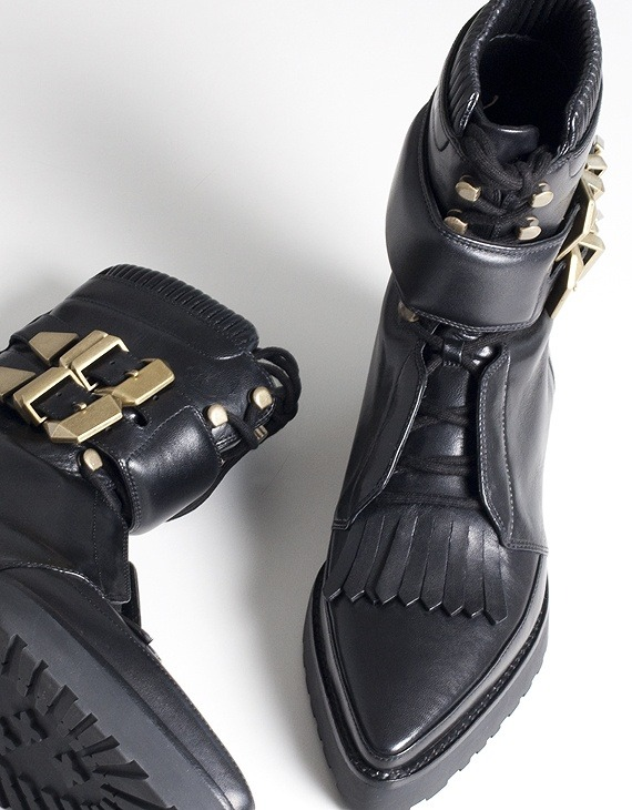 "Alexander Wang 2009 ""Creeper"" Boots Amazing…by Muah."