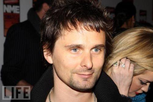 Matt Bellamy @ NME Awards 2011