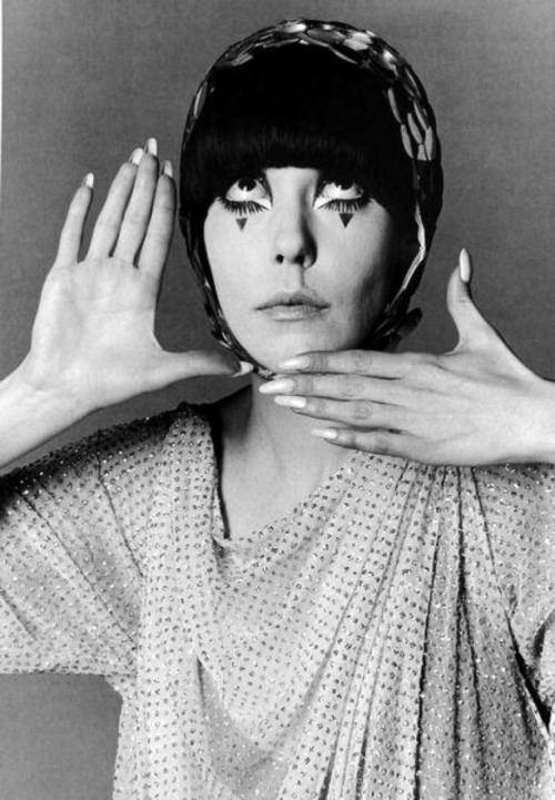 Icon Peggy Moffitt source
