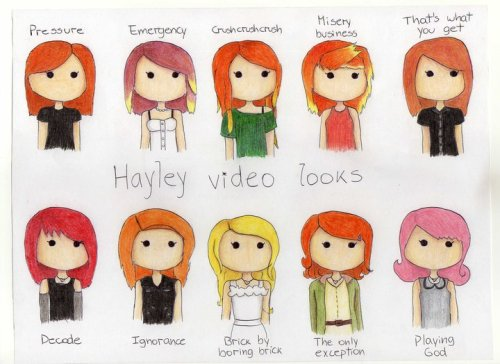 parayeah:  dreamsarestrange:  HAYLEY NEEDS TO SEE THIS, SO REBLOG THE HELL OUT OF IT.   This really is well done! And look at how many notes this has, holy!