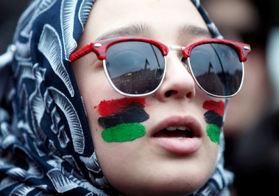 Libya  Source: getty images