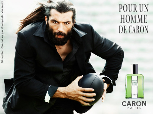 Athlete Sébastien Chabal source