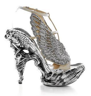 Angel by Alexander McQueen