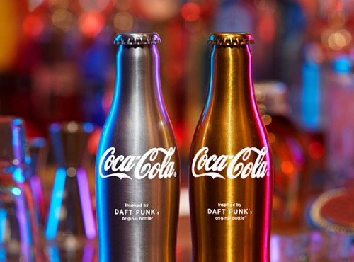 "Daft Punk x Coca-Cola ""Club Coke 2011″ – Further Look"