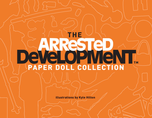 "flannelanimal:  ""On the epilogue…"" Here's the whole set of the Arrested Development paper dolls I've made, all in one handy PDF file.  Tobias, George Sr., Lindsay, Blue Tobias, George Michael, Buster, Lucille, Gob, Maeby and Michael are all there (and a little extra something something), in a much higher resolution than the original posts contained.  It should be more than high enough to print off some great copies.  Click the following links to download it from my MediaFire account, either in a book layout, or in single pages. 1.  PDF in spreads (book layout with facing pages)2.  PDF without spreads (single pages)The enthusiasm over these has been ridiculously cool, and is really only more proof that the show connected with so many people.  And it's not bad having some generous feedback on my work on top of that.  So, thank you guys so much for coming back every week and wanting to see more.     The set is my gift to you, but if you feel inclined to donate, it's of course greatly appreciated.  You can do so here (or click the button below, if you're viewing this on my actual tumblr page)   Please donate, guys. Kyle did such a wonderful job with these paper dolls."