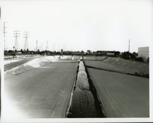 riverbed in downey