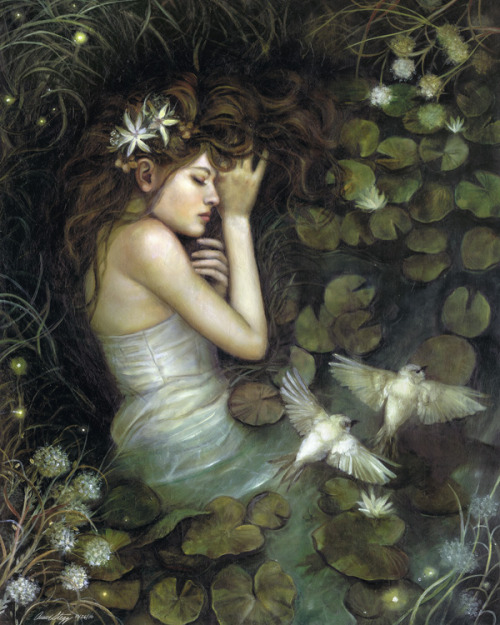 Ophelia by *PinkParasol on deviantART