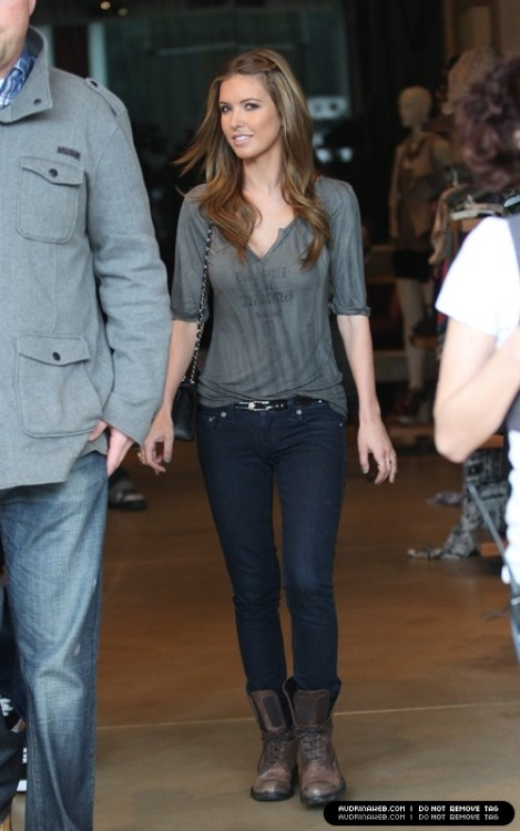Shopping and filming in West Hollywood (February 23rd 2011)