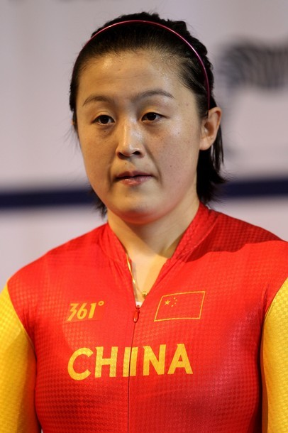 Shuang Guo of China (via Photo from Getty Images)
