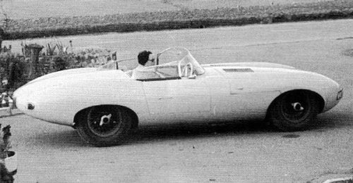 E1A Concept: The first step to the E-Type.