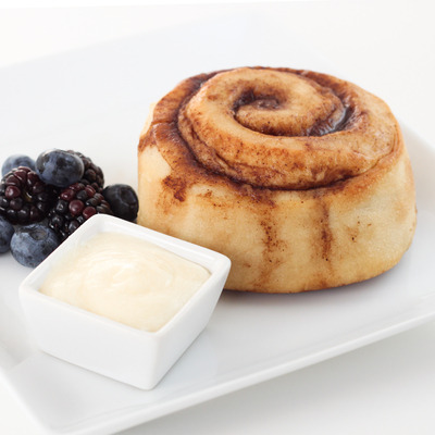 Yo! Heads up! Half-off a dozen Cinnaholic cinnamon rolls sent to your face! Oh, and Daily Gourmet is another Groupon-type service that's catering toward more natural and vegan shit so might be worth watching. I have a love/hate thing with these services. I mean, I currently have 1 million Groupons and other such group coupons and I CAN'T STOP BUYING THEM. The next time I try to buy a half-off Pilates class, please stop me, because lord knows, I'm not going at ANY price. Now, please excuse me while I go eat at No Worries 50 times to work off that last Living Social deal.