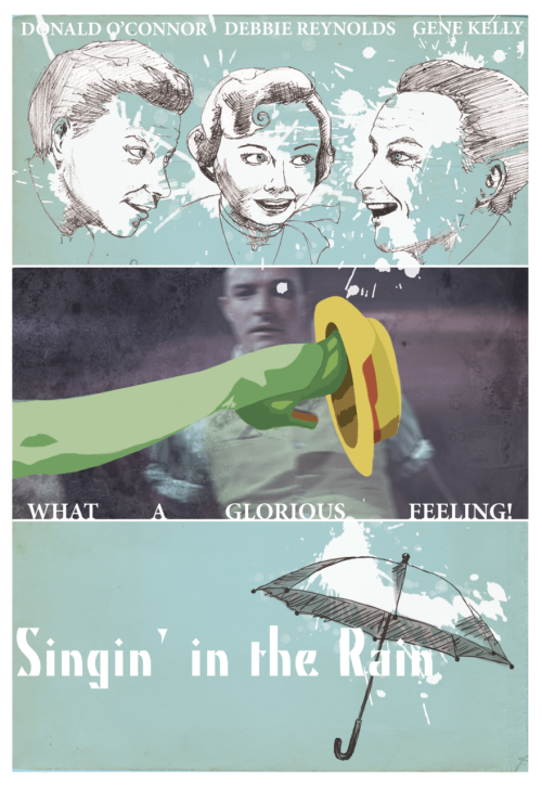 Singin' in the Rain  Made and submitted by Alex Kittle