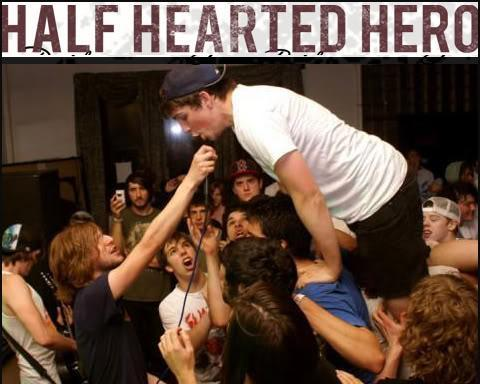 The new Half Hearted Hero EP, Running Water, is coming out on Animal Style Records! The EP drops April 5th and will be released on vinyl and through every digital outlet you can think of. Check out two tracks from the upcoming EP on Animal Style Records' Bandcamp page.  Track Listing: Five Points Stay Where You Are Periphery The Wheels Mirrors Samaritan Act