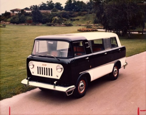 crudmudgeon:     The FC-150 van – now in color! at Hemmings Blog – Classic and collectible cars and parts