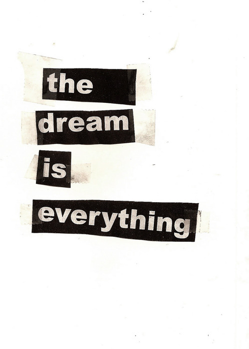nevver:  The Dream is Everything