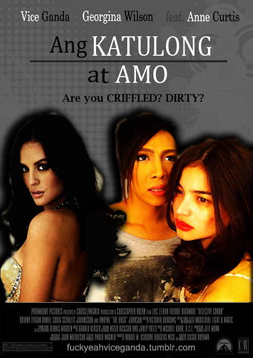 """Ang Katulong at Amo"" starring: Vice Ganda, Georgina Wilson feat. Anne Curtis :))"