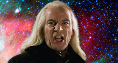 LUCIUS IN THE SKY WITH DIAMONDS  AHHHHHHHHHHH