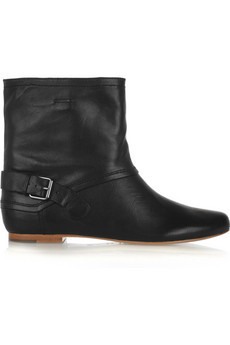 Belle Sigerson Morrison leather ankle boots