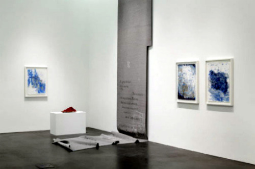 Arlene Shechet: Here and There Installation View