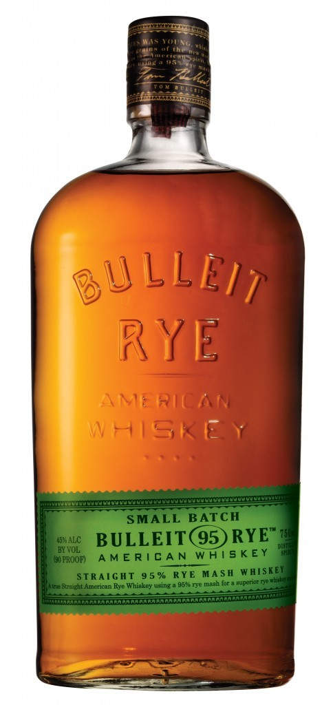 Bulleit 95 Rye | Coming March 1st, 2011