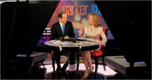 "From ""Parker Spitzer"" to just ""Spitzer"": Kathleen Parker's out, kids Alright, so who wants to watch ""In the Arena""? Mediaite reports that the weirdest relationship on television, CNN's ""Parker Spitzer,"" is no longer with a female co-host. The Washington Post columnist will be leaving the show, and the show will be renamed on on Monday. Question of the day: Was Kathleen Parker just an excuse to ease Spitzer into his own show? source Follow ShortFormBlog"