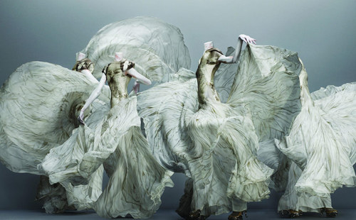 The work of Alexander McQueen, who died in last year, is to be the  subject of an exhibition at the Metropolitan Museum of Art, New York. - Beautiful, I think! Alexander McQueen: Savage Beauty – in pictures | Life and style | guardian.co.uk