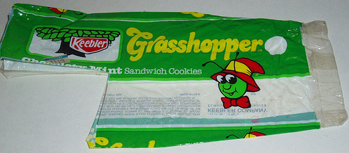 Keebler Grasshoppers Courtesy of grickily