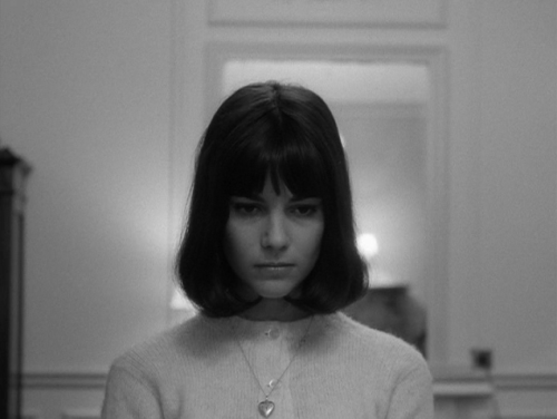 breakfastineurope:  Chantal Goya in Masculin Feminin