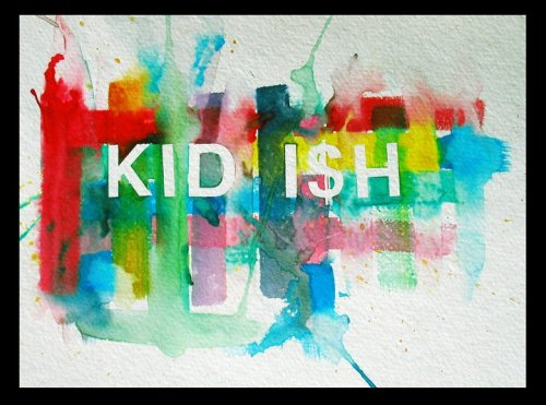 Kid Ish Watercolor, 2010