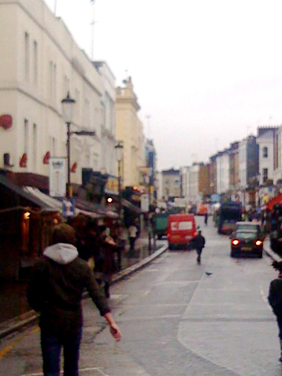 Photo i took in Portobello road