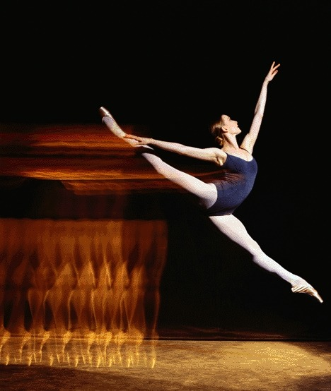 Gillian Murphy of the American Ballet Theatre.