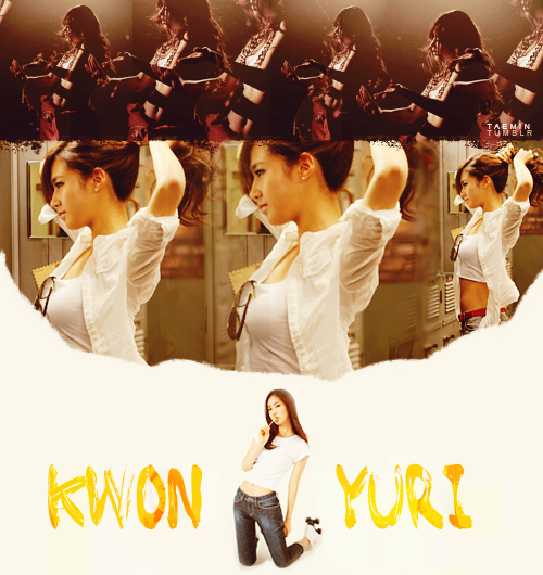 TOP 3 FAVOURITE PICTURES: Kwon Yuri (SNSD)originals: 1 2 3 | requested by noona