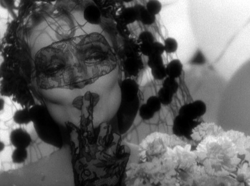 Dietrich in The Devil is a Woman, 1935 [also] from bswise