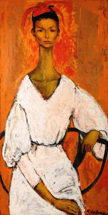 Lena, 1959. Geoffrey Holder.