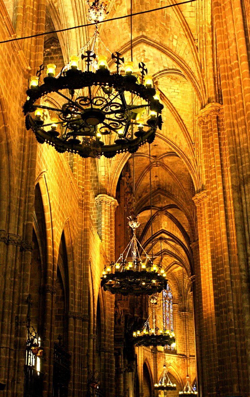 Submitted by uncled Barcelona Cathedral (13th-15th century)