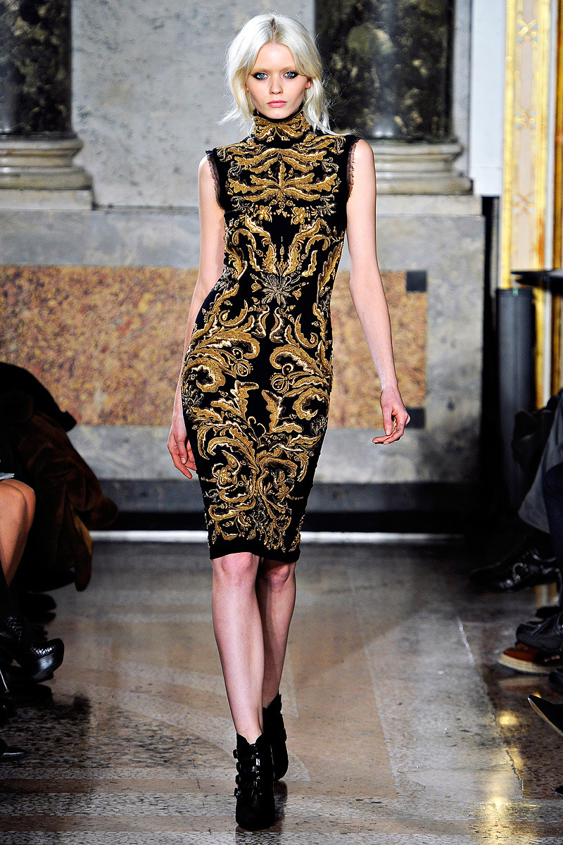 wasjustsaying:  MFW FALL 2011 HIGHLIGHTS -  EMILIO PUCCI