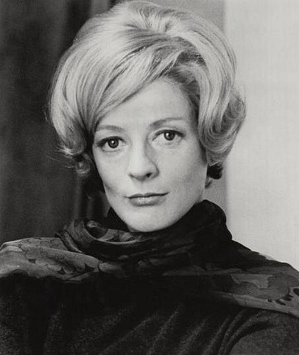 Maggie Smith 1950s if Dame Maggie Smith is in it