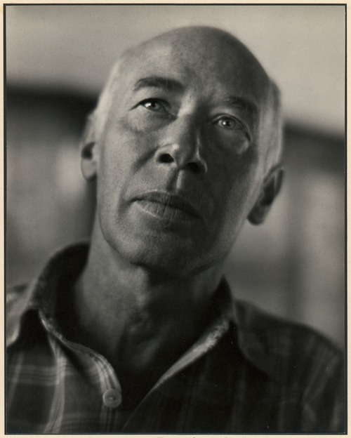 Henry Miller, 1946 Photographed by Johan Hagemeyer