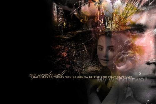 mortalinstrumentsinfernaldevices:  City of Bones (Jace & Clary) by ~TwilightsHorizons