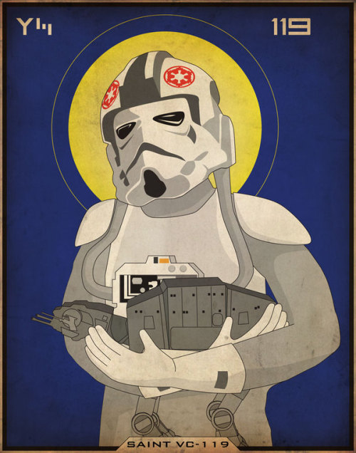 View the entire Imperial Saints series here. Imperial Saints - by Patrick King