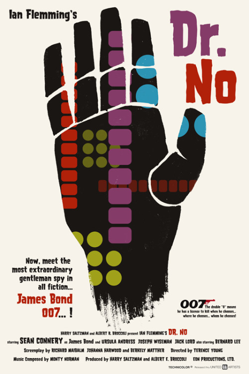 Dr. No by Jason Chalker