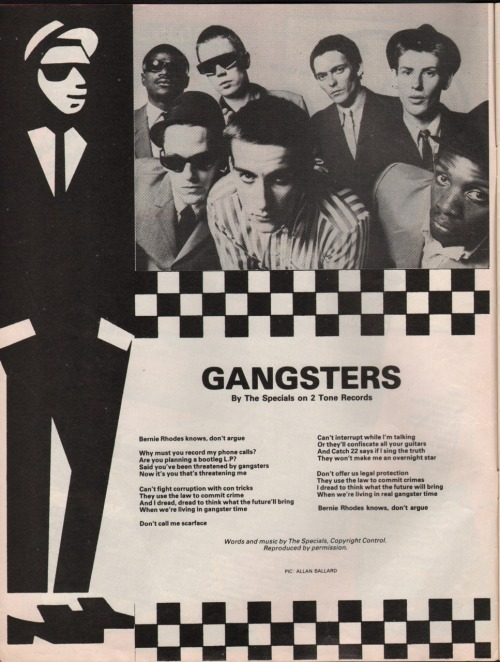 zombiesenelghetto:  The Specials