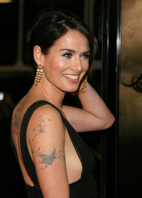 thegorgeoushussy:  Lena Headey  She is the most beautiful person on TV.