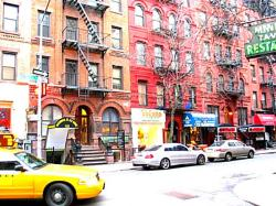 unicornpixielove:  Greenwich Village <3